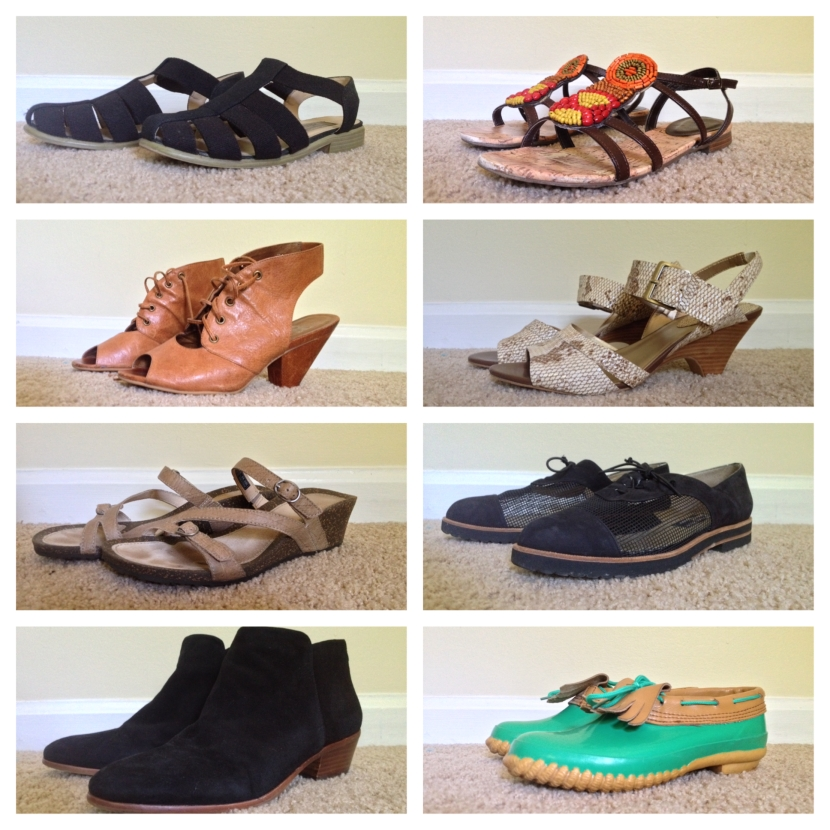 Summer 2014 shoes
