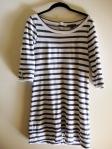 Old Striped Dress