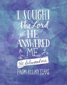 Hark - Psalm34-1